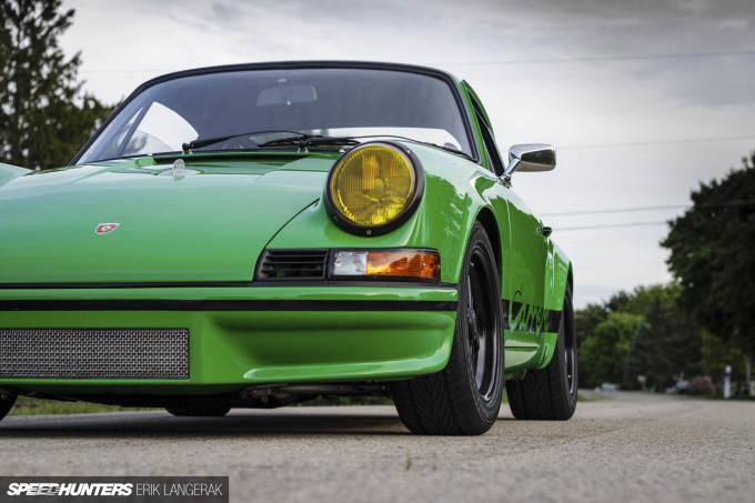 2018 Erik Langerak Porsche 1973 911 RS Kermit-05