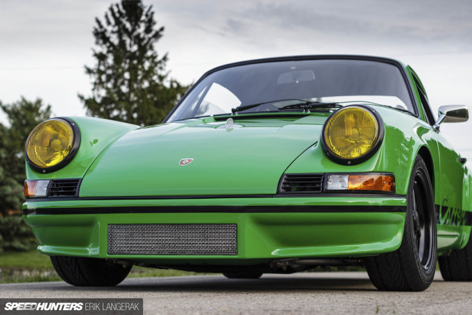 2018 Erik Langerak Porsche 1973 911 RS Kermit-06