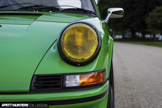 2018 Erik Langerak Porsche 1973 911 RS Kermit-07