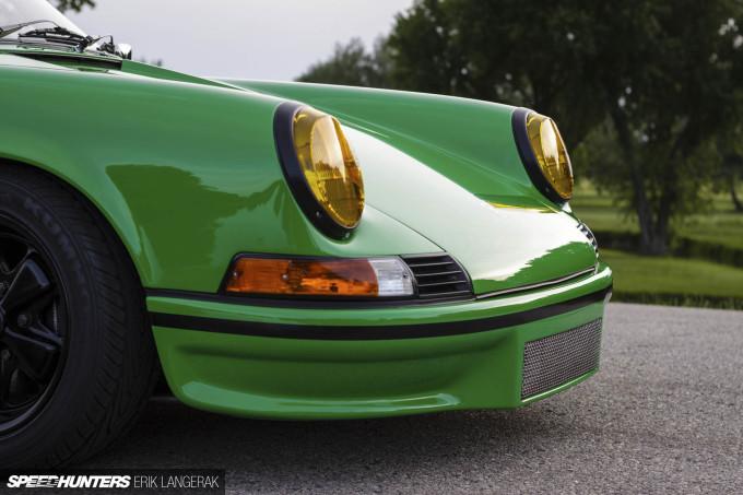 2018 Erik Langerak Porsche 1973 911 RS Kermit-11