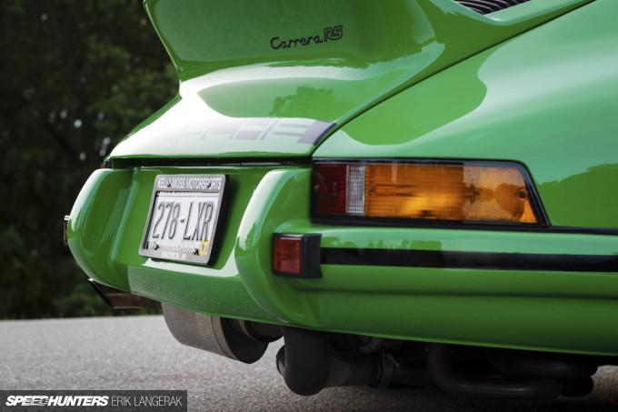 2018 Erik Langerak Porsche 1973 911 RS Kermit-13