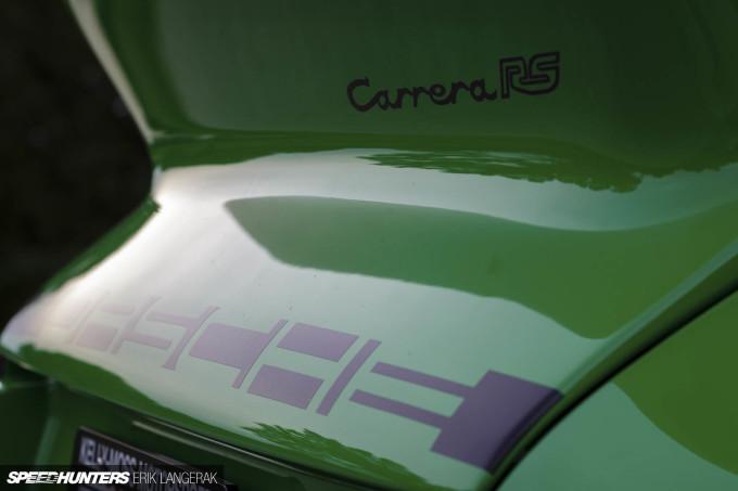 2018 Erik Langerak Porsche 1973 911 RS Kermit-14