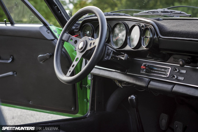 2018 Erik Langerak Porsche 1973 911 RS Kermit-15