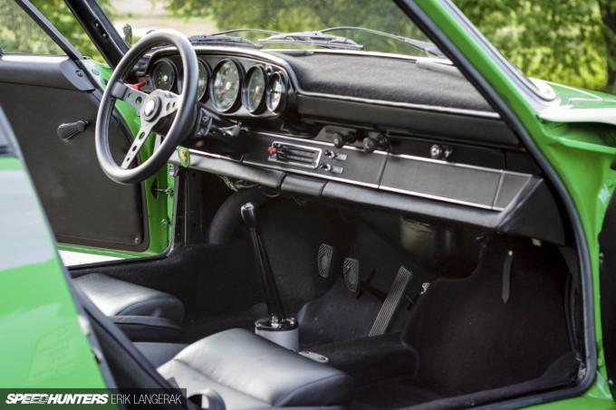 2018 Erik Langerak Porsche 1973 911 RS Kermit-16