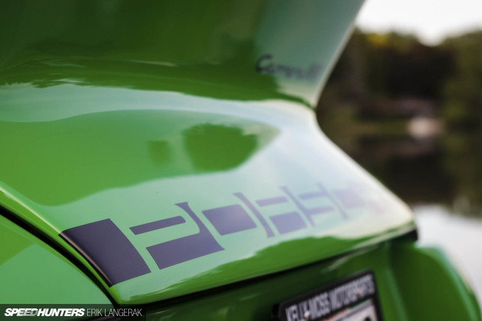 2018 Erik Langerak Porsche 1973 911 RS Kermit-24