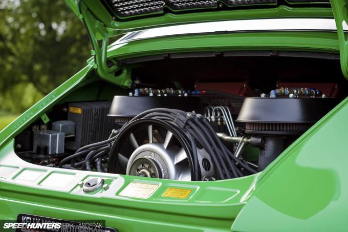 2018 Erik Langerak Porsche 1973 911 RS Kermit-26