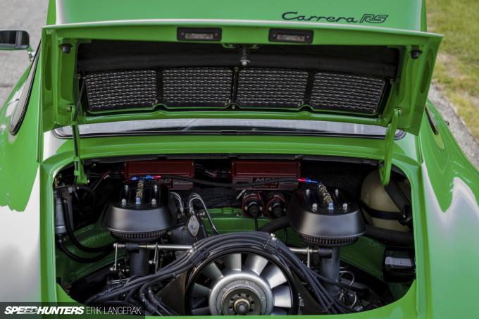 2018 Erik Langerak Porsche 1973 911 RS Kermit-29