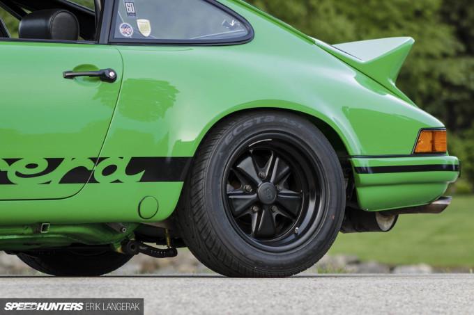 2018 Erik Langerak Porsche 1973 911 RS Kermit-36