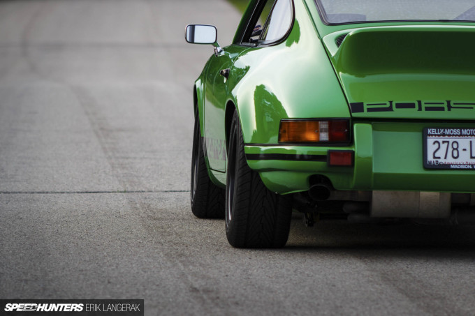 2018 Erik Langerak Porsche 1973 911 RS Kermit-41