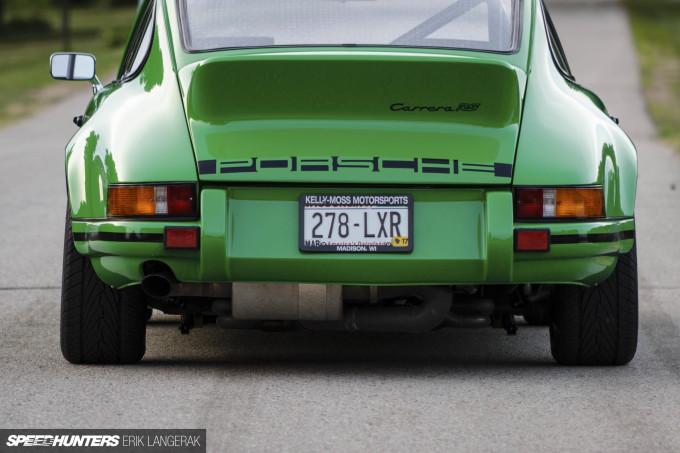 2018 Erik Langerak Porsche 1973 911 RS Kermit-42
