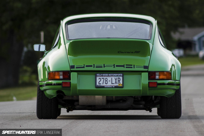 2018 Erik Langerak Porsche 1973 911 RS Kermit-44
