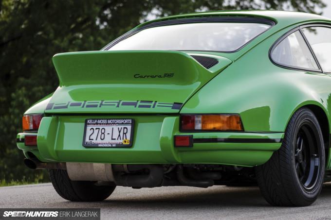 2018 Erik Langerak Porsche 1973 911 RS Kermit-45