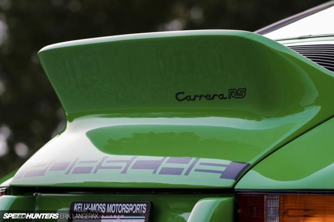 2018 Erik Langerak Porsche 1973 911 RS Kermit-46
