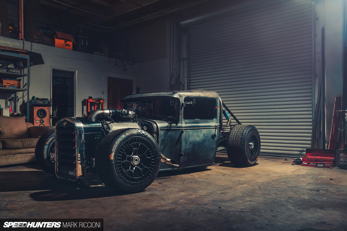 Passion Personified: The StanceWorks Model A