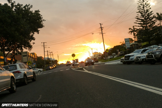 WRC_BTS_Everingham_sunset