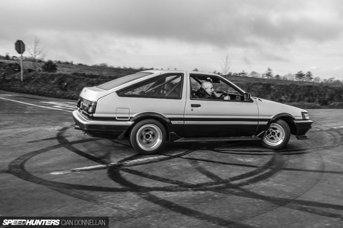 2018 Cian Donnellan Toyota AE86 Ireland for Speedhunters-22