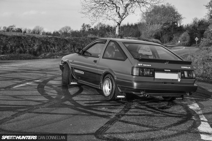 2018 Cian Donnellan Toyota AE86 Ireland for Speedhunters-24