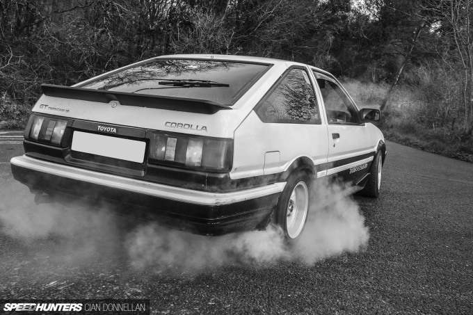 2018 Cian Donnellan Toyota AE86 Ireland for Speedhunters-30