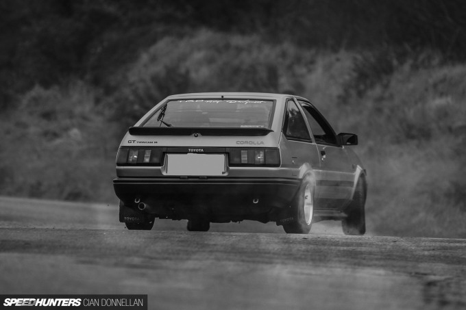 2018 Cian Donnellan Toyota AE86 Ireland for Speedhunters-67