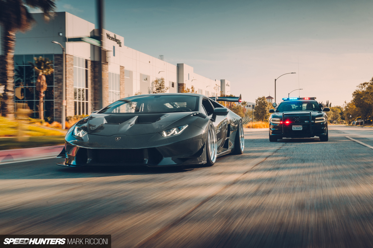 Chasing Extreme Dreams In A Twin-Turbo Huracán