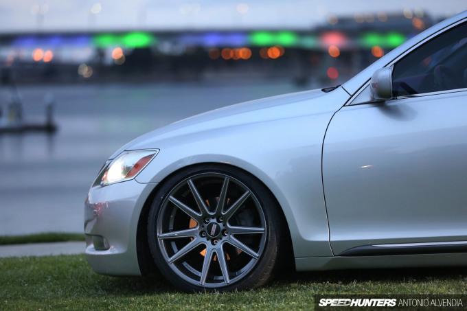 Lexus, 3GS, GRS191