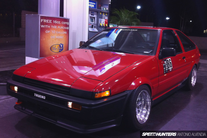 Cipher Garage AE86 86FEST 86LIFE SSR Wheels