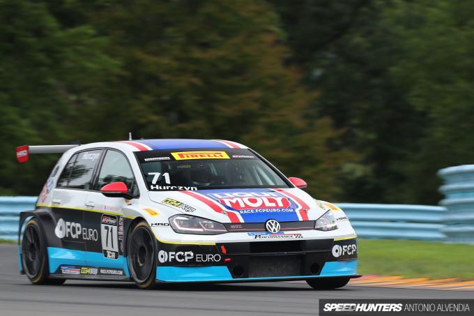 Pirelli World Challenge Watkins Glen FCP Euro TCR Volkswagen GTI