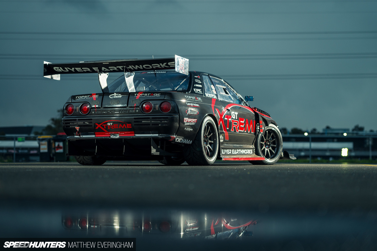 Taking A GT-R To The Extreme