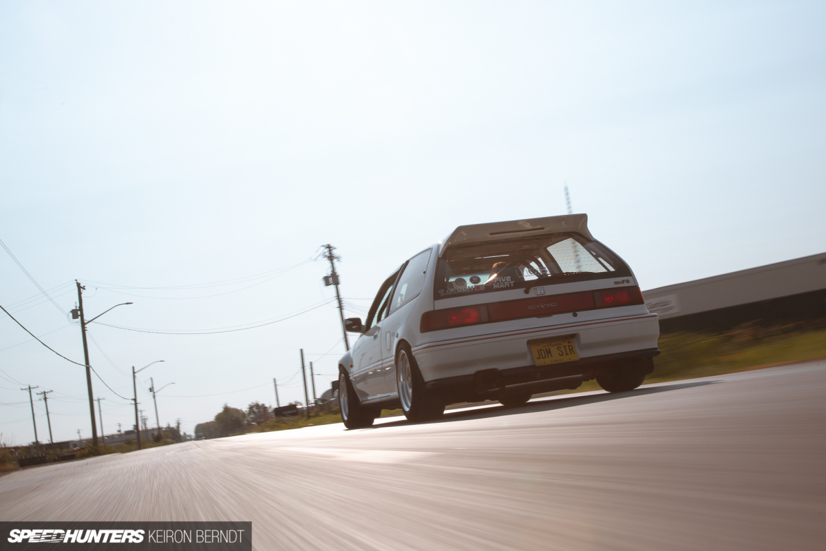 EF It: From Mopar To Honda With No Regrets