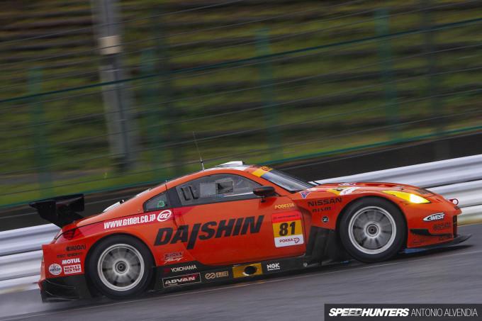 Daishin Z33 350Z Super GT