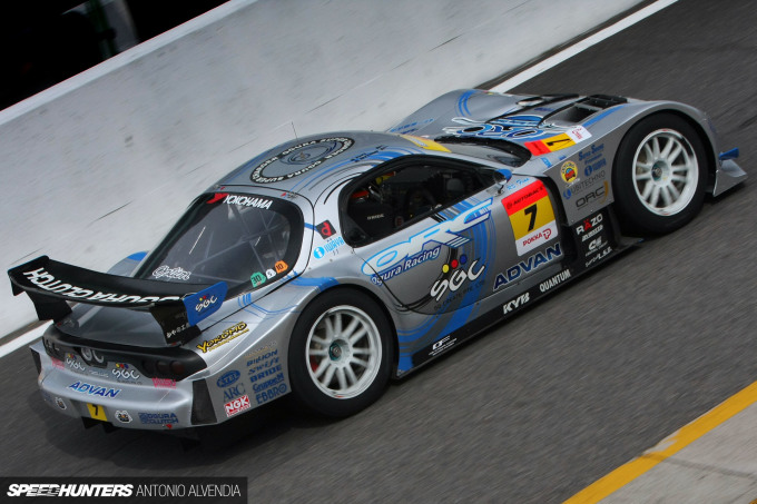 FD3S RX7 RE Amemiya Super GT