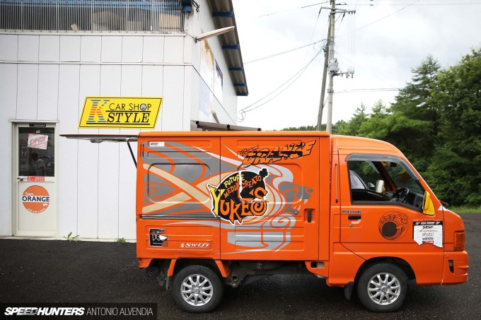 Team Orange Igusa K-Truck K-Style