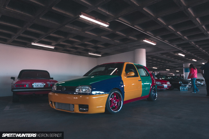 Kickin' It at Radwood LA - Keiron Berndt - Speedhunters - Radwood