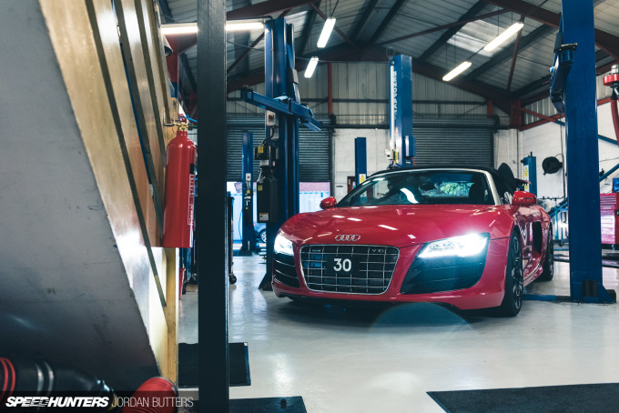 Project Audi RS4 by Jordan Butters Speedhunters-5074