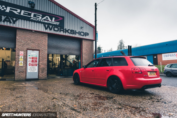 Project Audi RS4 by Jordan Butters Speedhunters-5081