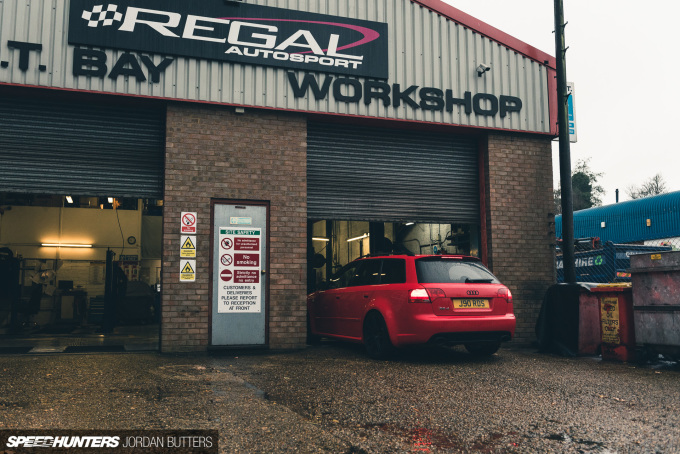 Project Audi RS4 by Jordan Butters Speedhunters-5083