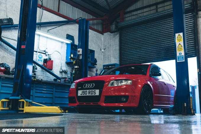 Project Audi RS4 by Jordan Butters Speedhunters-5088