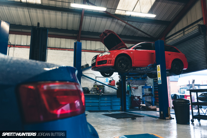 Project Audi RS4 by Jordan Butters Speedhunters-5131