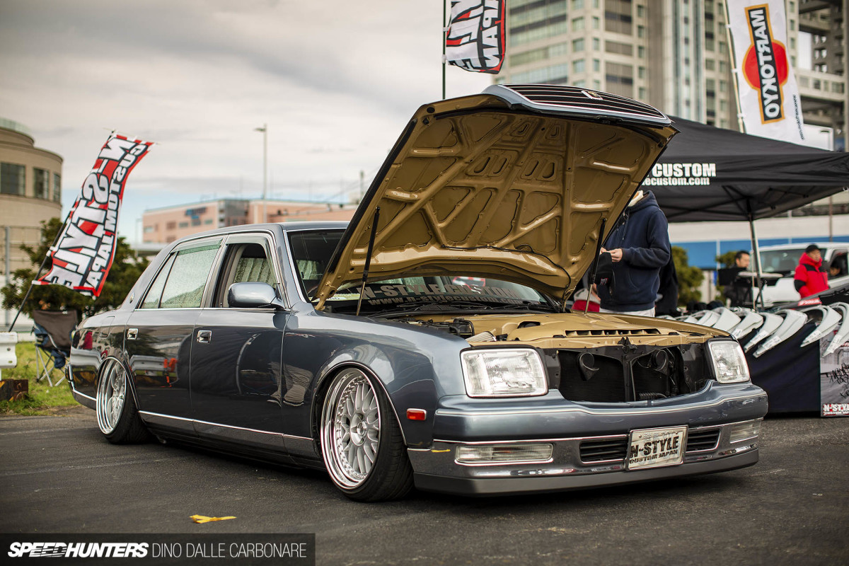 Will It Drift? A Manual Toyota Century
