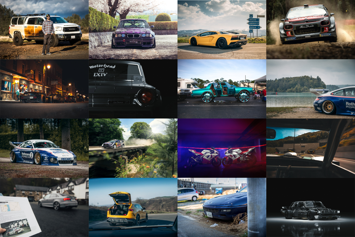 The Speedhunters Staff Picks of 2018