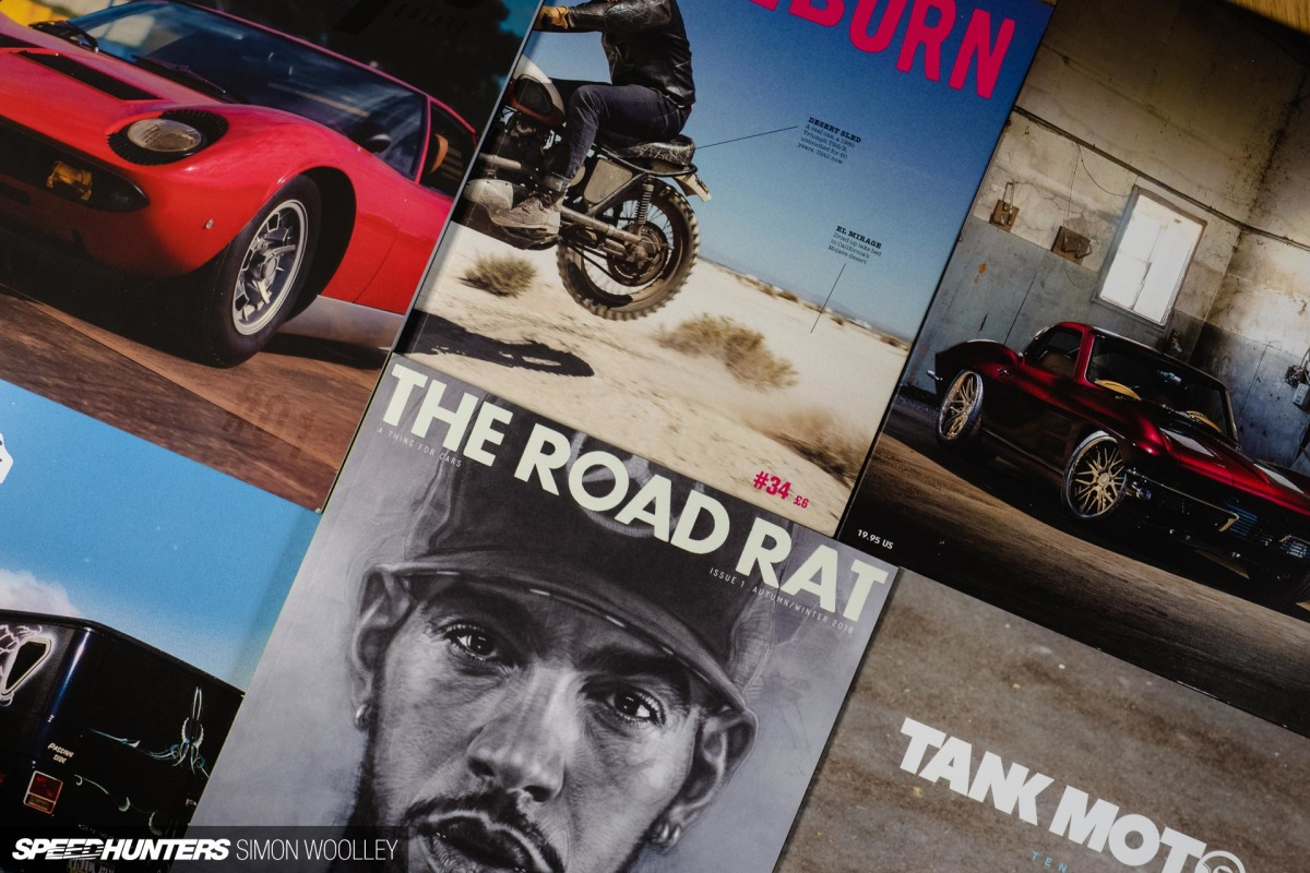 Self Publish, Be Happy: Why Car & Bike Mags Still Matter