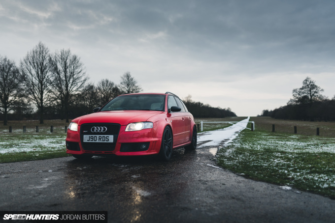 Project RS4 Kenwood CarPlay Speedhunters by Jordan Butters-7980