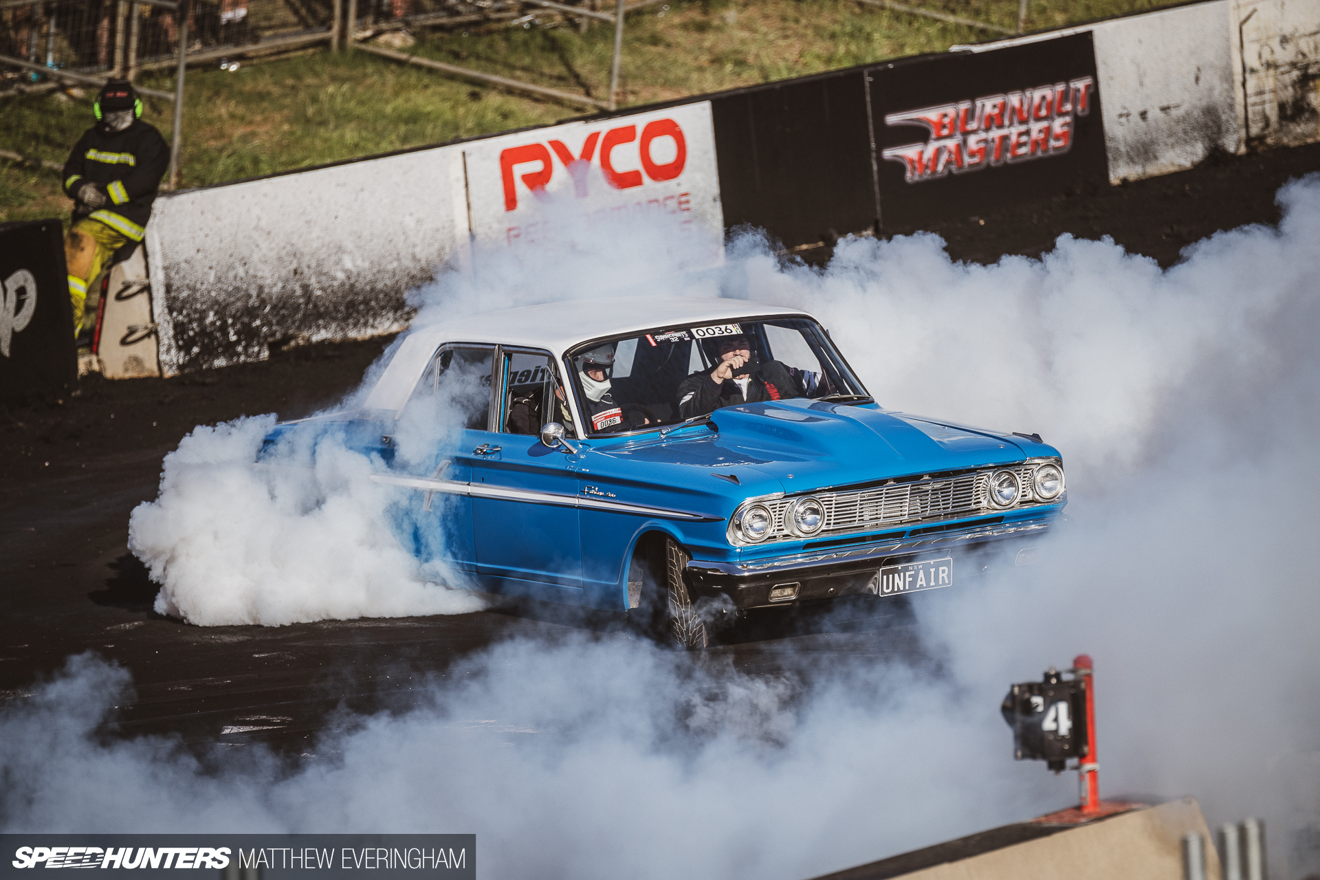 Summernats: Killing Tyres, Killing Time