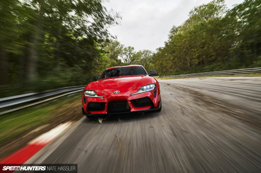 2019 Toyota Supra Speedhunters by NateHassler-08