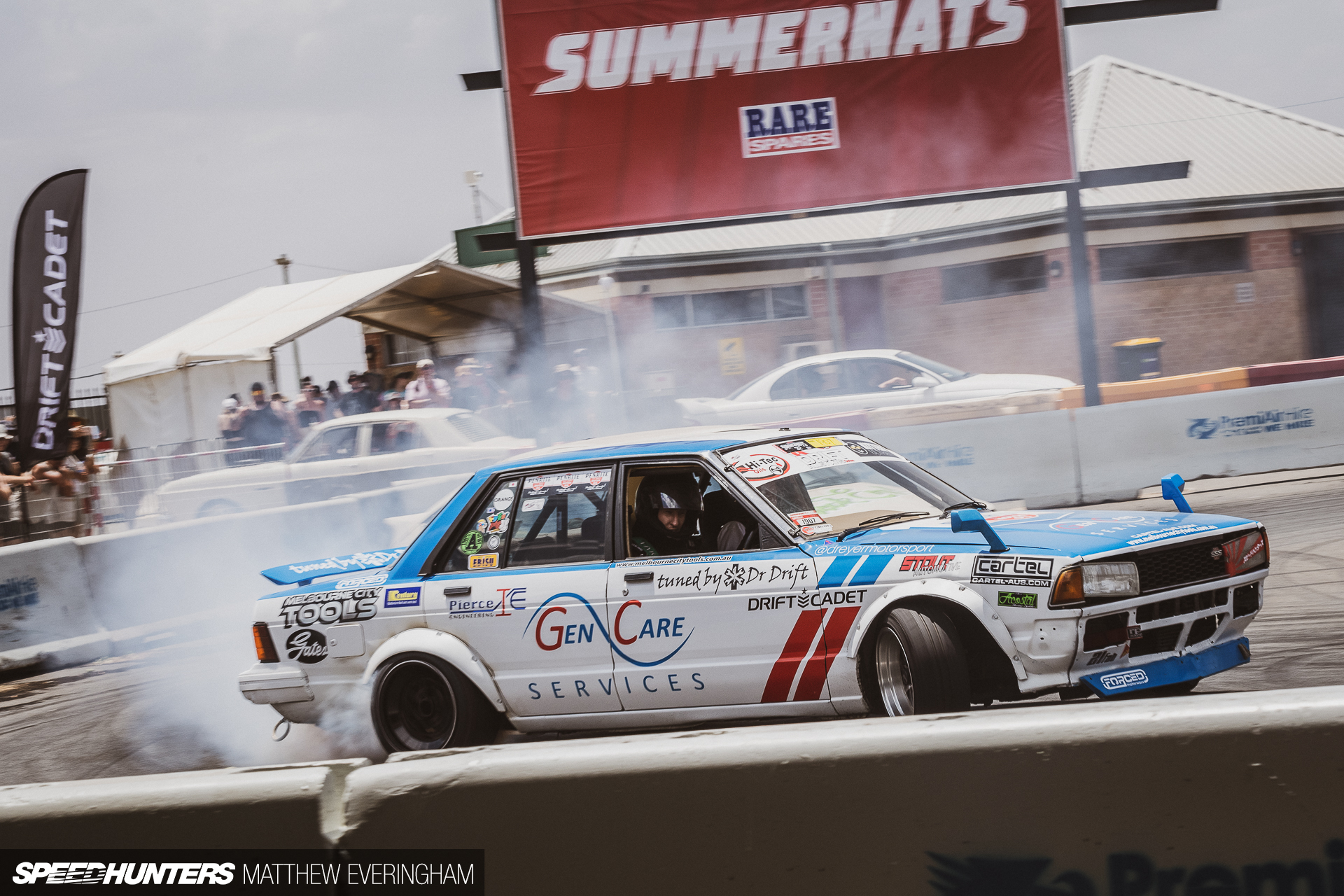 Summernats: Drifting For The Future