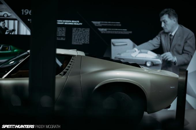2018 Museo Lamborghini Miura-1