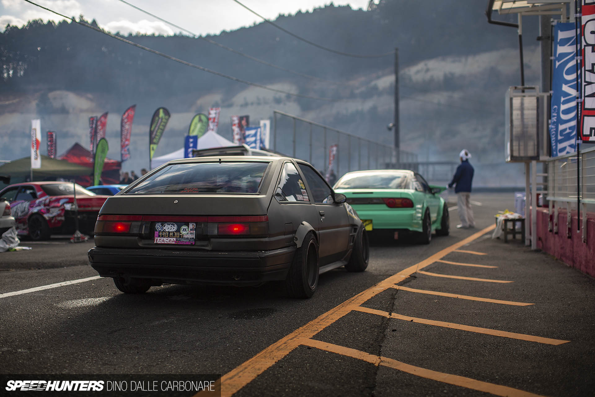 Why Japanese Grassroots Drifting Is TheBest