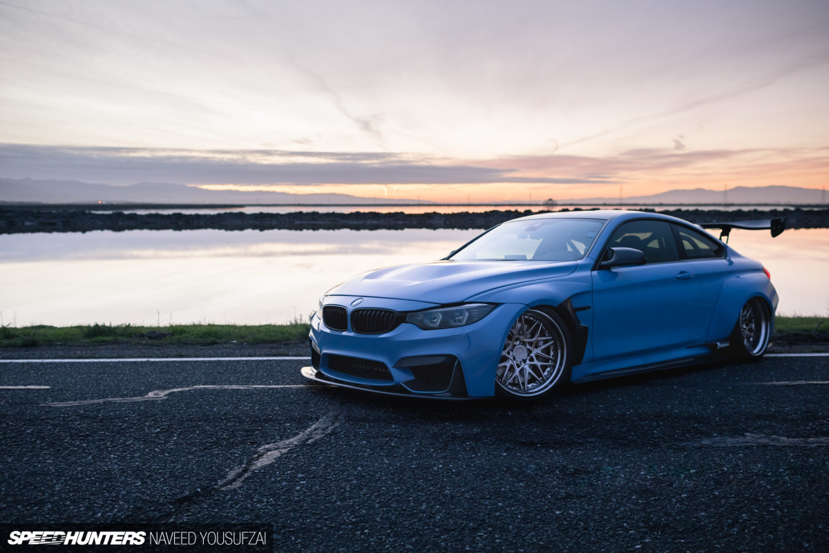 Blurring The Lines: An M4 With A Touch OfJDM