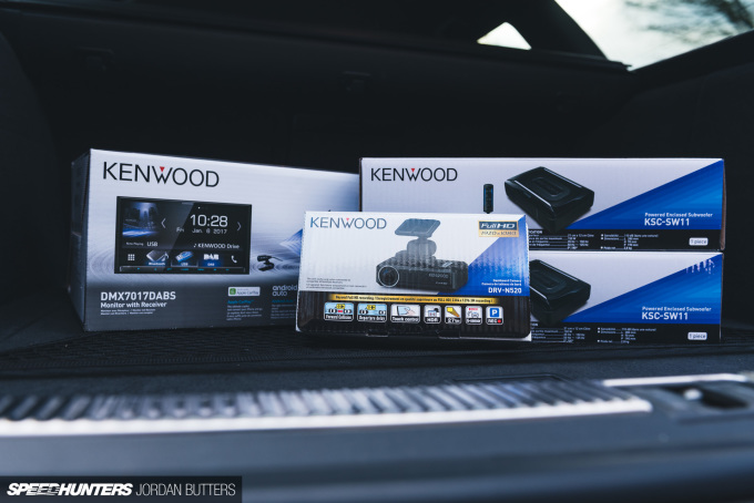 Project RS4 Kenwood CarPlay SPeedhunters by Jordan Butters-4975