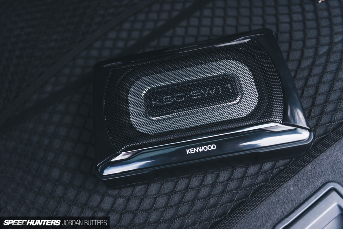 Project RS4 Kenwood CarPlay SPeedhunters by Jordan Butters-5004